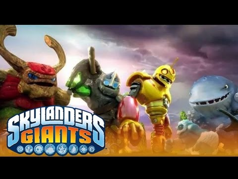 Tall Tales TV Trailer: Official Skylanders Giants
