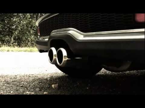 Mini Cooper S R56 Showcase start up & exhaust sound