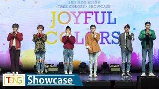 JBJ 'My Flower'(꽃이야) Showcase -Q&A- (쇼케이스 질의응답, True Colors, 트루 컬러즈)