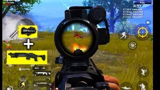 How i use mk14  FULL auto vs How other players use it..........| Pubg Mobile Conqueror Asia