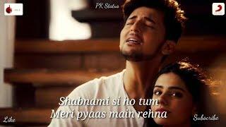 download lagu Shab Tum Ho - Darshan Raval Whatsapp Status  gratis