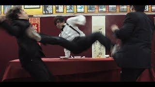 JACKIE CHAN STYLE FIGHT - SUPREME ART OF WAR ????