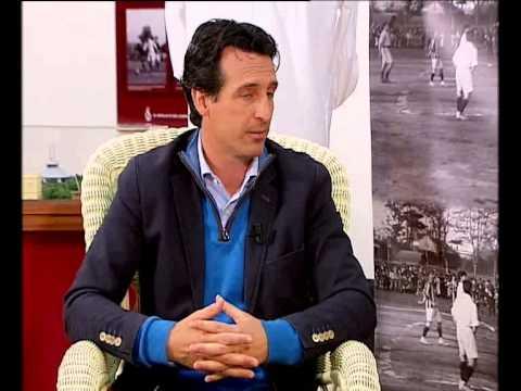Unai Emery en ABP 30/04/13. Sevilla FC