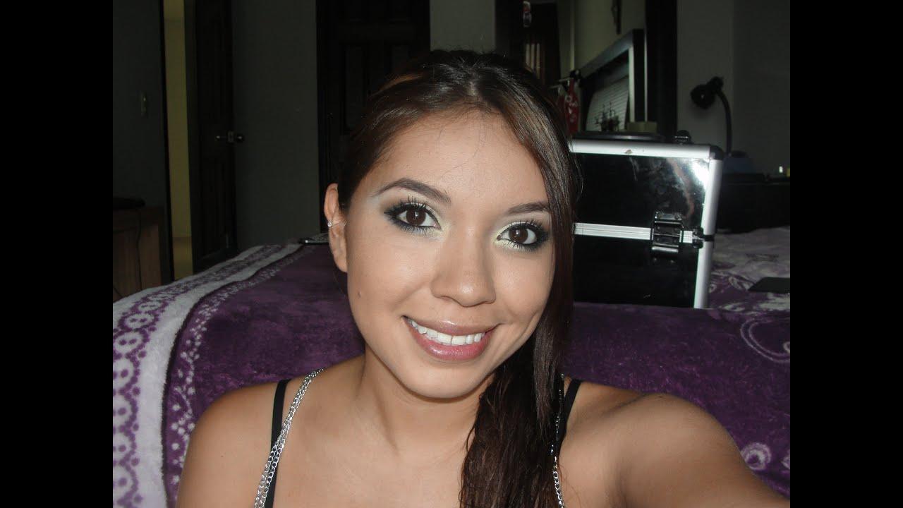Maquillaje de Ojos Pequenos Maquillaje Ahumado Para Ojos