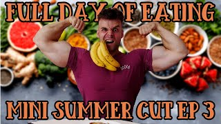 FULL DAY OF EATING ¤ Mini Summer Cut Ep3