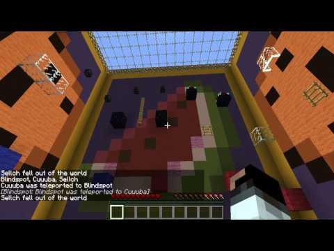 Minecraft:Прохождение карты Не упади №1