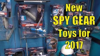 Hot New SPY GEAR Toys Coming in 2017, Ninja Blow Gun, Ninja Transforming Sword and More!