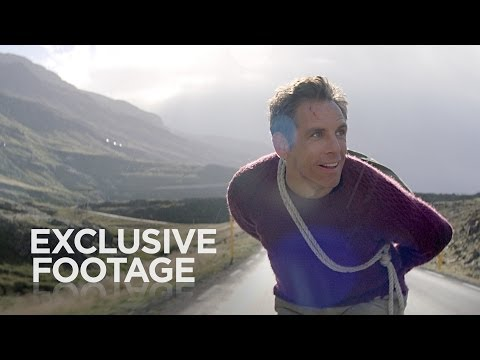 Exclusive Footage - The Secret Life of Walter Mitty (2013)