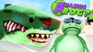 Download Lagu CAN YOU MAKE A ZOMBIE MEGALODON? - Amazing Frog Gameplay (New Amazing Frog Update) Gratis STAFABAND