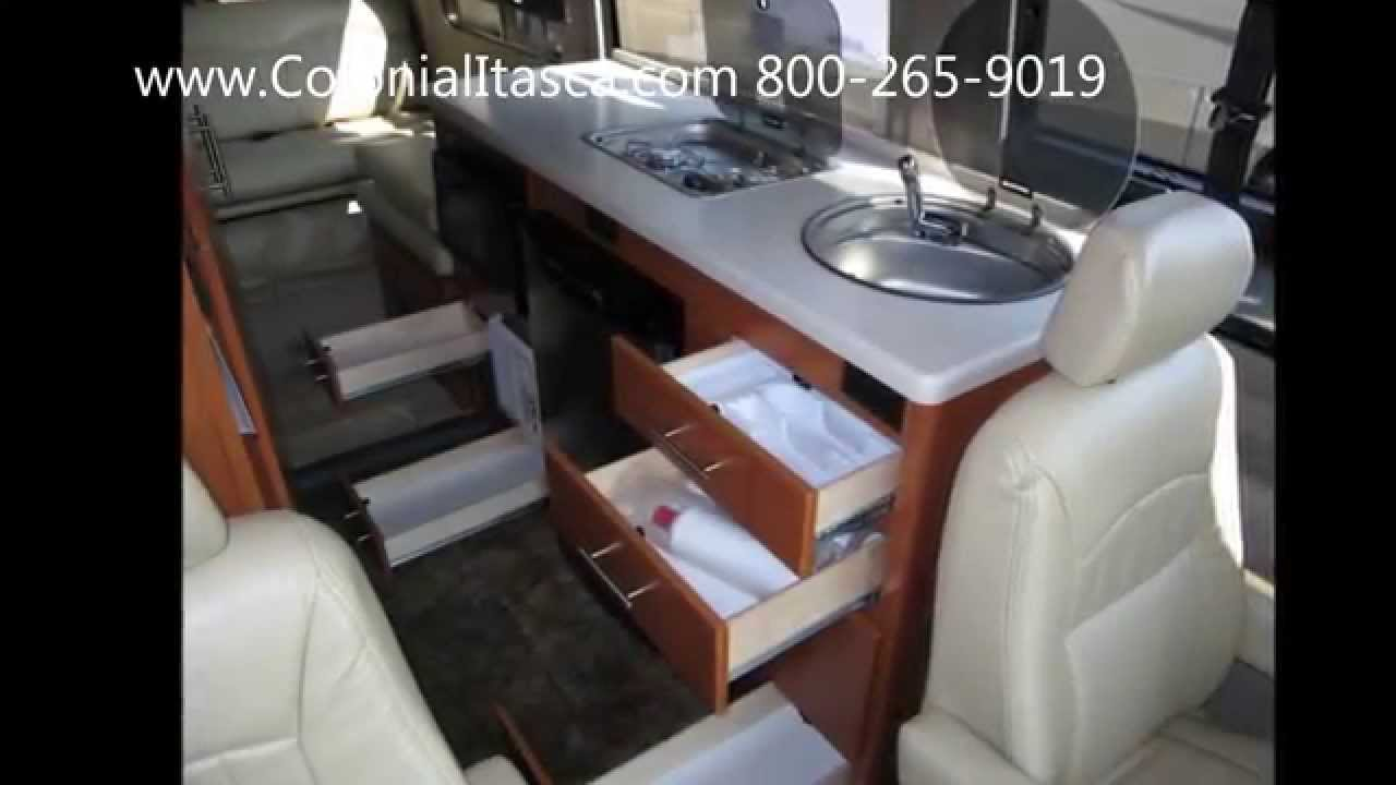 Popular Winnebago Motorhome  Freeway  SOLD 4381