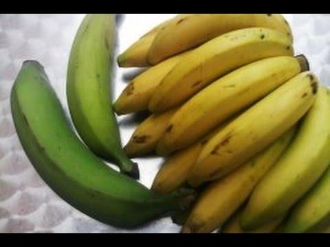 Как отличить при покупке бананы от платано(для обжаривания и варки).