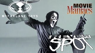 Throwback 2 - McFarlane Toys Movie Maniacs Scream Ghostface