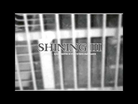 Shining - svart