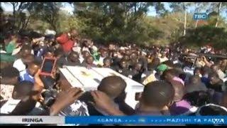 LIVE: Mazishi ya pacha Maria na Consolata kwenye makaburi ya watawa Tonsamaganga