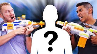 NERF Mystery Traitor Challenge!