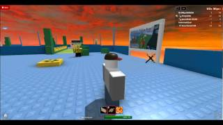 ROBLOX First Video