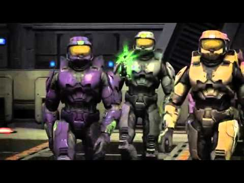 Red Vs Blue AMV  'It's going down for real'