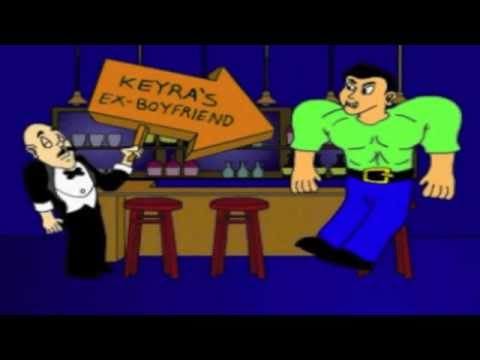 Future Idiots - Keyra Augustina Official Music Video by ooozetoons