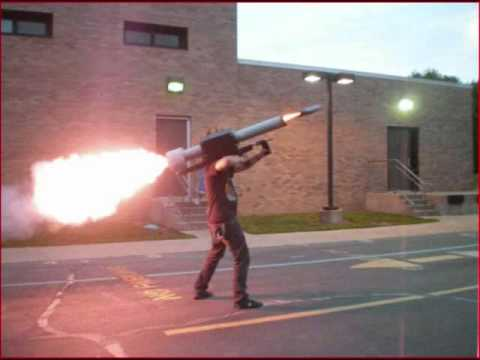 The Real SPNKr Halo Rocket Launcher