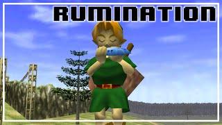 Rumination Analysis on The Legend of Zelda Ocarina of Time