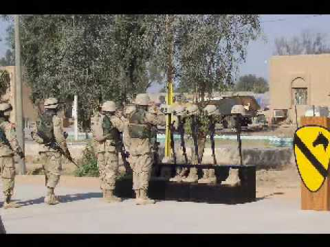 War In Iraq City