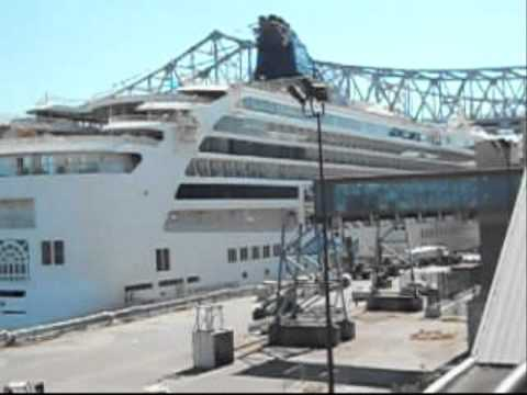 Port New Orleans feb-2011 western caribb cruise