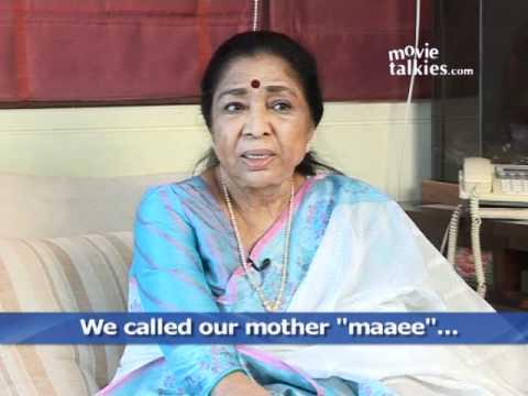 Asha Bhosle: 'Something NEW? HINDI FILM ACTING, of course!'