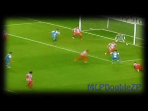 Falcão Garcia - Best Goal Of Champions League vs Athletic Madrid ||HD||