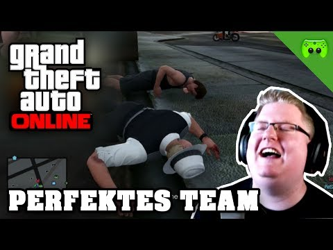 GTA ONLINE # 53 - Perfektes Team «» Let's Play Grand Theft Auto Online | HD