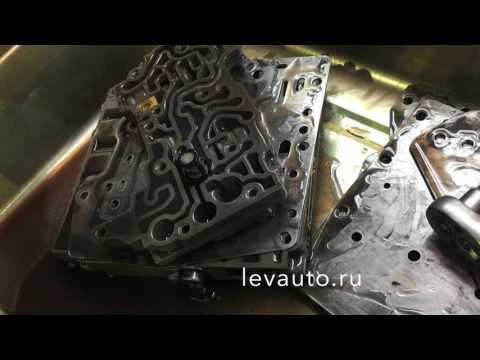 Видео как проверить масло в АКПП Пежо 308