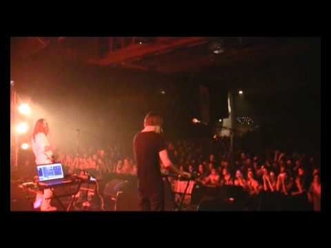 The Amplifetes – There she walks (LIVE@Bebop, Le Mans, France) 2010-11-13
