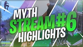 TSM Myth - STREAM HIGHLIGHTS #6 (Fortnite Battle Royale)