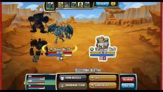 Monster Legends - Greygole!