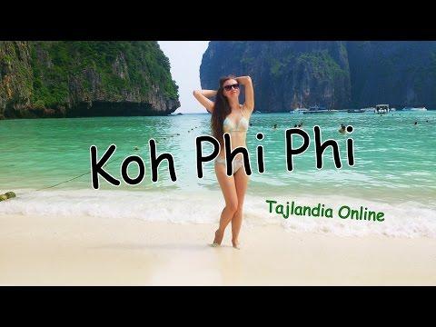 Tajlandia Online #29 - Koh Phi Phi (wycieczka)