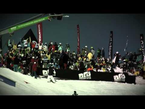 AFO 12 TRAILER - Austrian Freeski Open 2012