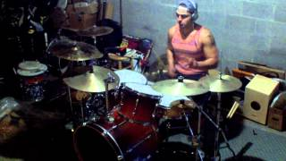 Drake Forever Drum Cover (Travis Barker Remix)