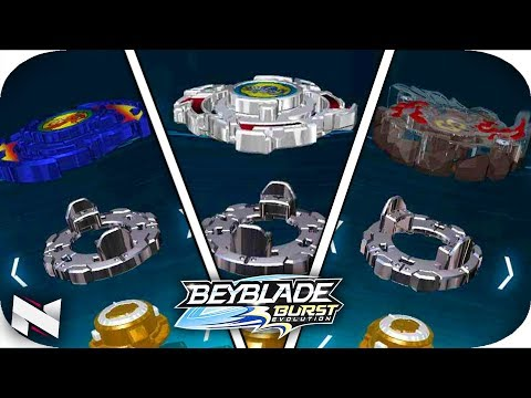 NEW Hasbro SURTR And ISTROS!! + DRAGOON,DRANZER AND DRACIEL!! || Beyblade Burst App Update