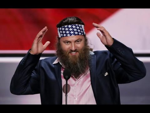 Willie Robertson: Trump Supporters 'Actually Work For A Living'