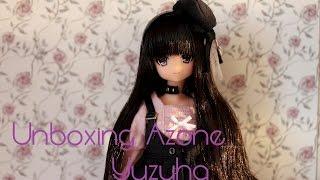Unboxing Azone Pink! Pink! A la mode Yuzuha Black x Pink