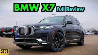 2019 BMW X7: FULL REVIEW + DRIVE   Meet BMW's Rolls-Royce Cullinan!