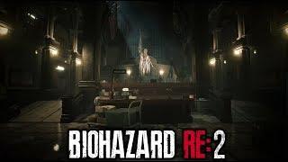 Resident Evil 2 - Leon A & Claire B - Gamecube - NON CANON SCENARIOS