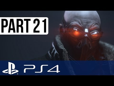 Killzone Shadow Fall Gameplay Walkthrough Part 21 - Chapter 9: The Destroyer (PS4 Gameplay 1080p HD)