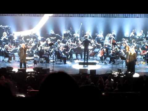 Peter Gabriel Sings Red Rain - May 2, 2010 Radio City Music Hall video