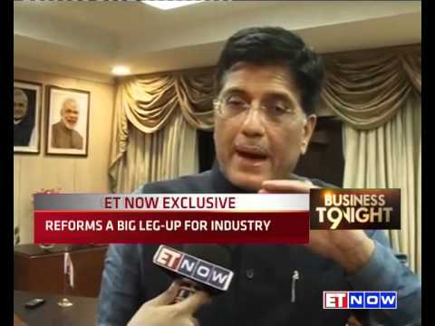 Piyush Goyal Says Reforms Are A Big Leg-Up For The Coal Sector