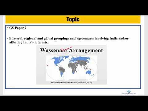 11 December, 2017 The Hindu Discussion, Wassenaar, WTO, Triple talaq, North Korea thumbnail