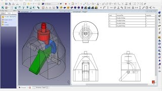 FreeCAD 0.16 (4993) TH26A - Assembly2