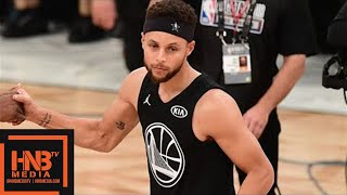 Stephen Curry (11 pts, 6 reb, 5 ast, 1 stl) Highlights vs Team LeBron / 2018 NBA All-Star Game