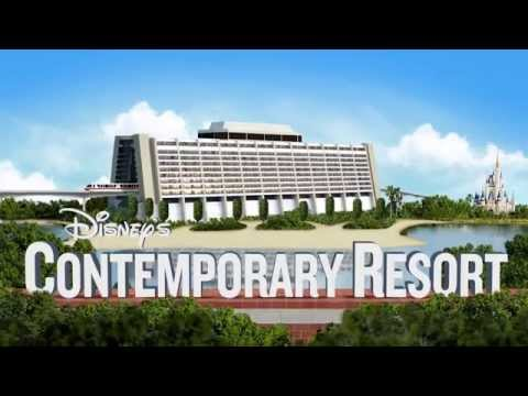Disney's Contemporary Resort | Walt Disney World