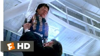 Rush Hour 45 Movie CLIP Death Fall 1998 HD