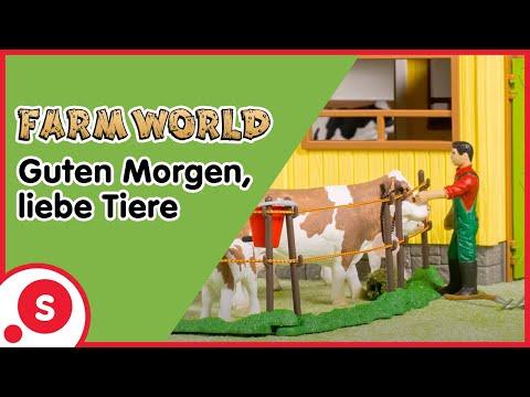 Schleich   Farm World   Guten Morgen, liebe Tiere